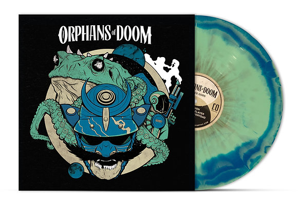 Orphans of Doom - Strange Worlds/Fierce Gods