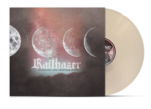 Railhazer - Where Sky and Mountain Speak
