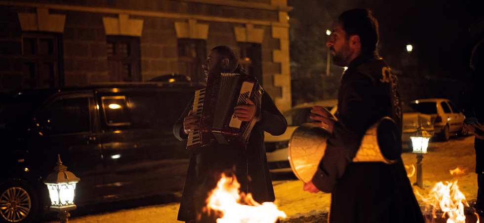 Local Musicians In Kars City, Turkey | SilkRoad Moments