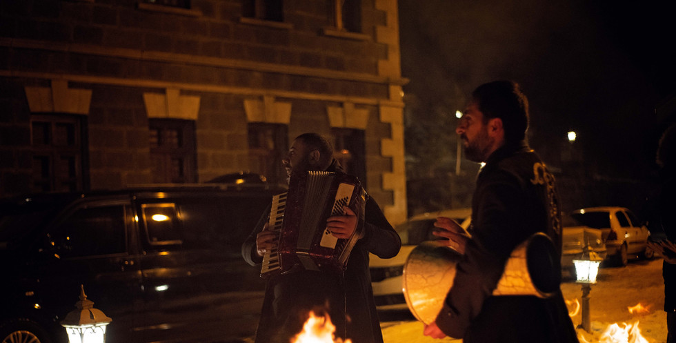 Local Musicians In Kars City | SilkRoad Moments