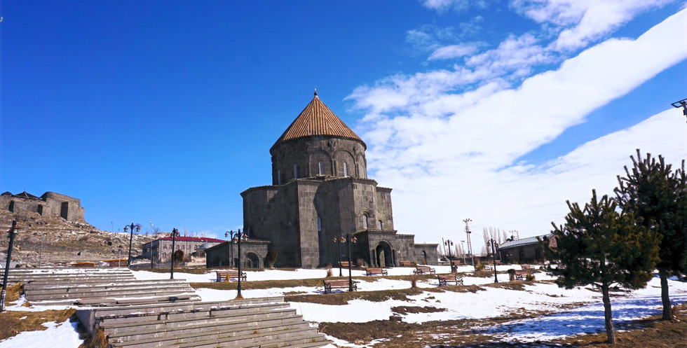 Historical Kars City Architecture | SilkRoad Moments
