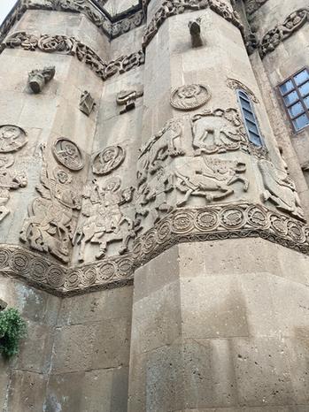 Intricate Turkish Mason Work