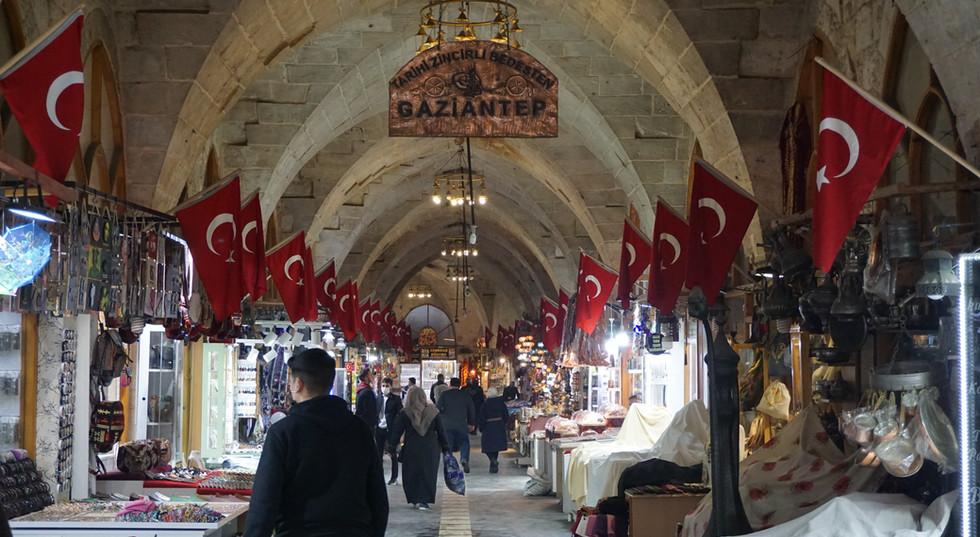 Bazaar In Gaziantep City, Turkey | SilkRoad Moments
