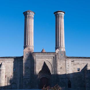 Çifte Minareli Medrese | Erzurum