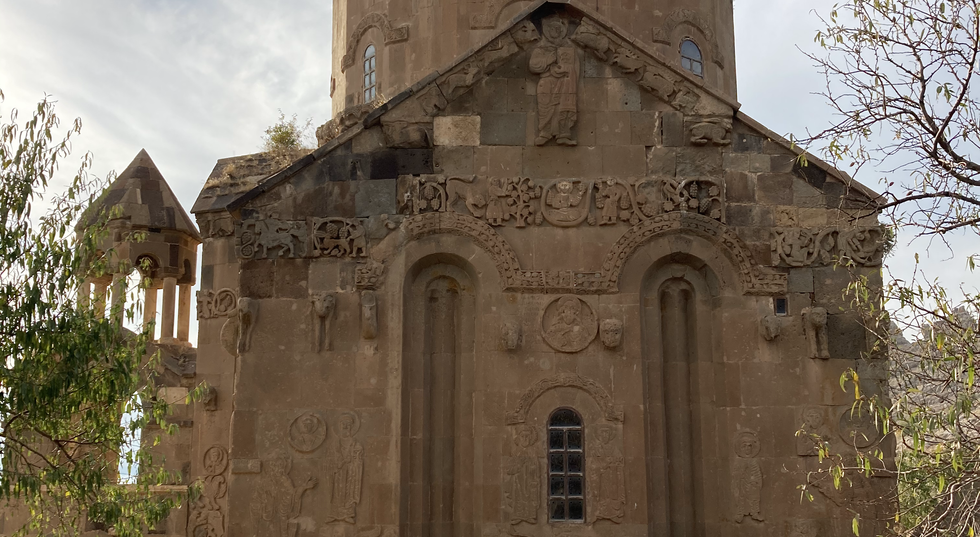 Church Of The Holy Cross In Van City
