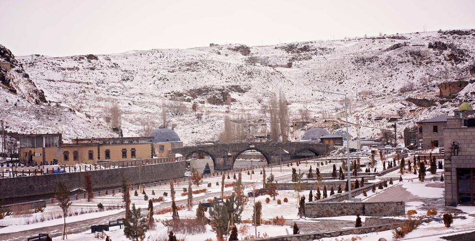 Kars City, Turkey | Silk Road Moments