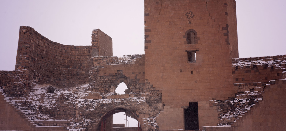 Old Kars City Structure | Historical Architecture | SilkRoad Moments