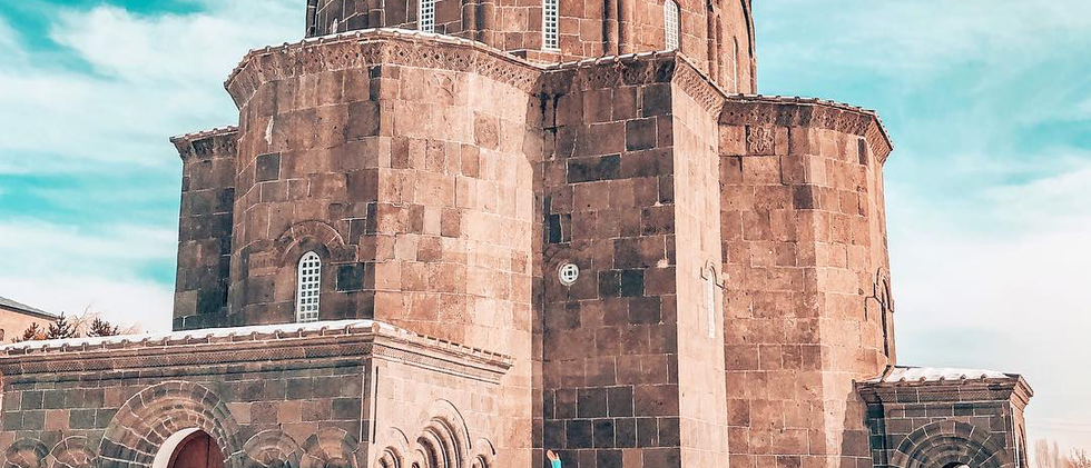 Cathedral Of Kars City