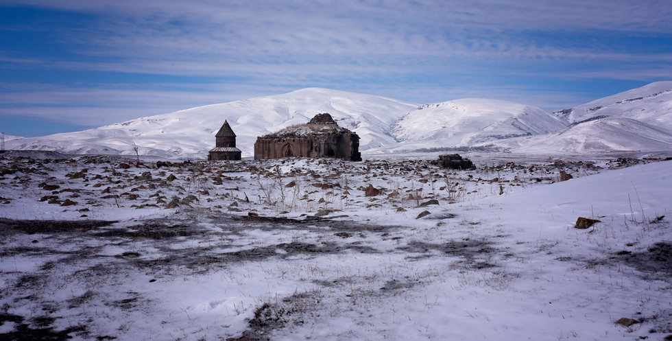 Ruined City Of Ani | SilkRoad Moments