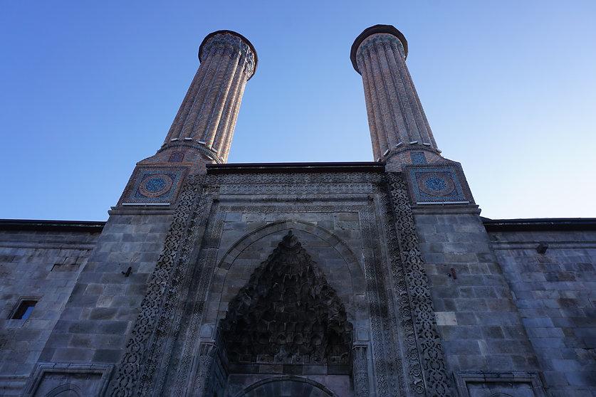 Twin Minaret Medressa | SilkRoad Moments