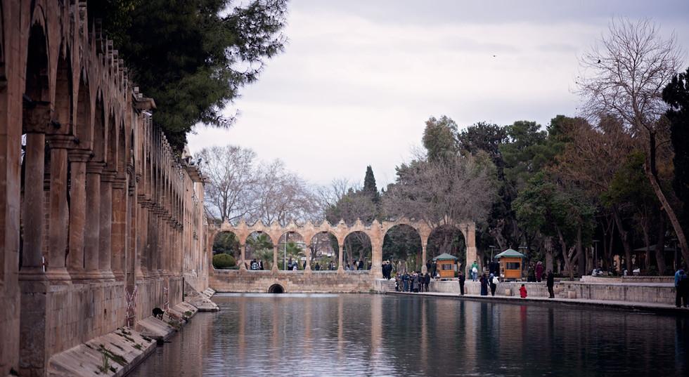 Pool Of Abraham | Fish Lake