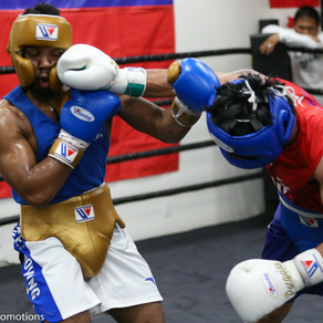 Beat Your Cardio Blues for Sparring