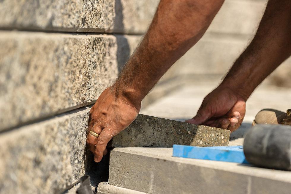 Indresano Corporation landscaping design, construction and maintenance – stonework craftmanship