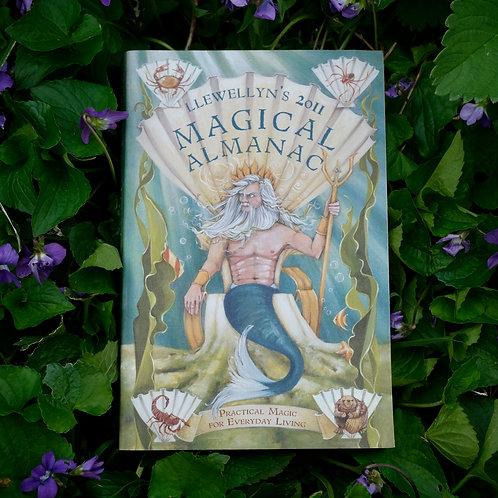 Llewellyn's 2011 Magical Almanac