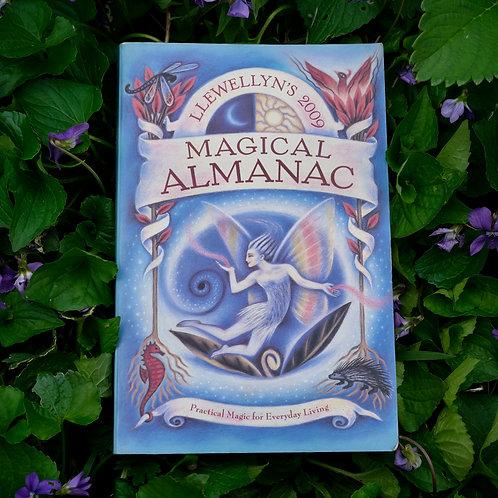 Llewellyn's 2009 Magical Almanac