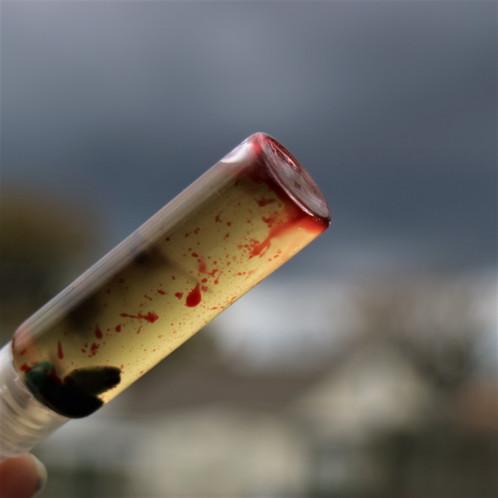 Moon Blood Ritual Anointing Oil Spray - Clove, Rose Geranium, Grapefruit