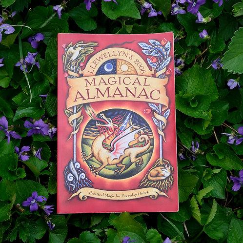 Llewellyn's 2008 Magical Almanac