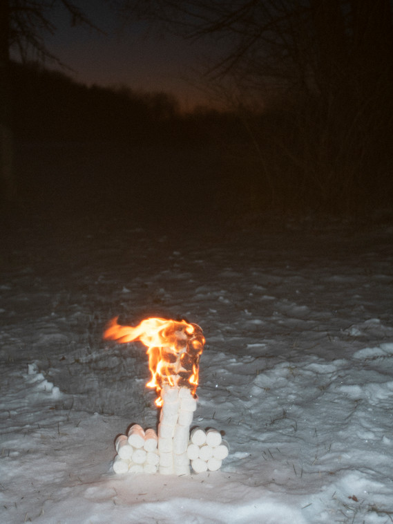 untitled (pyre)