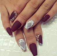 Nail Art, Nailart, Desenho das unhas, Nail design, Nail Design Stones, Aplicação de Pedras, Aplicação de Pedraria, Aplicação de Nail art, Aplicação de Nail Design