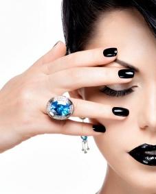 Alongamento de unhas de Gel