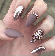 Nail Art, Nailart, Nails Design, Nails, Formato de unhas, Unhas de fibra, Esmalteria Tatuapé, Esmalteria Mooca, Esmalteria Analia Franco