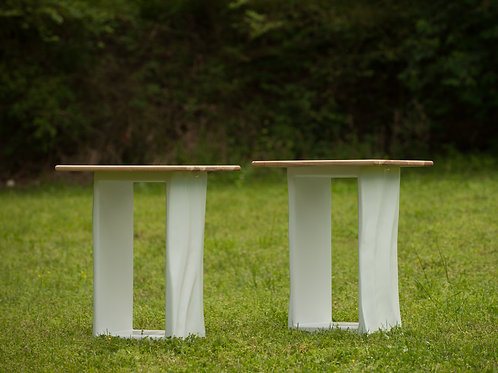 Valkyrie End tables (set of 2)
