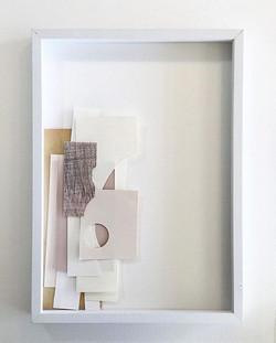 Untitled, framed 32x41cm
