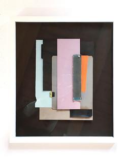 H, framed 44x51cm