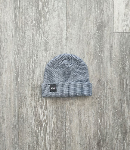 Mini Fisherman beanie - Grey