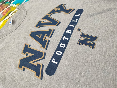 NAVY football (XL)