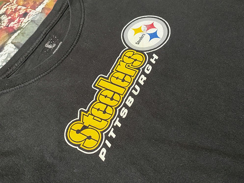 Steelers print tee (XL)