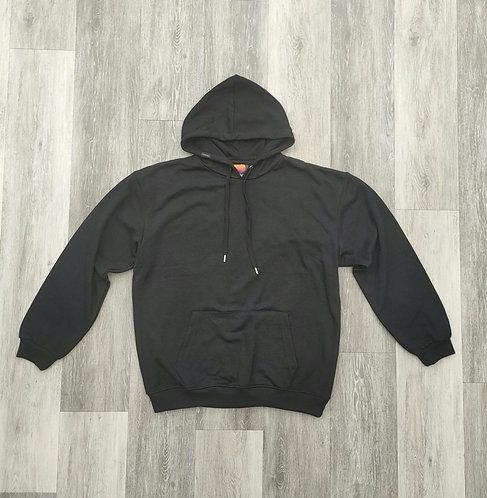 Oversized basic hoodie - Black