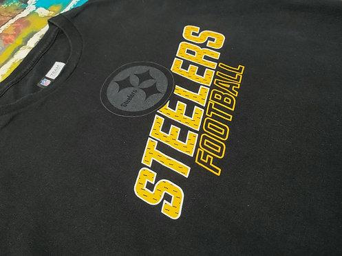 Steelers print tee (L)