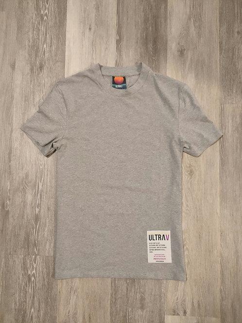 QuaranTEE - Static grey