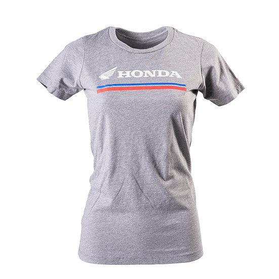 חולצה נשים HONDA STRIPES