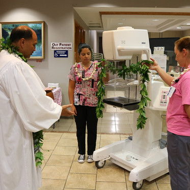 KMC Open House Mammography Blessings