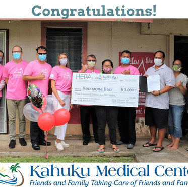 $3k Scholarship Awarded in Local Community
