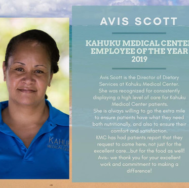 KMC 2019 Employee of the Year!