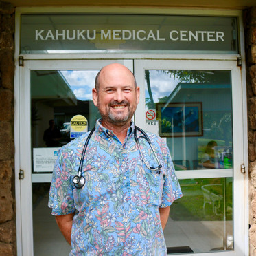 Pediatrician Dr. Doug Southerland Joins KMC Ohana!