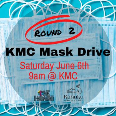 Community Mask Drive #2