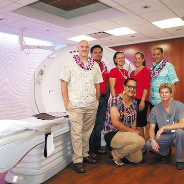 KMC Unveils Latest Technology >> New CT Scanner in Radiology Department will Enhance Patient Care