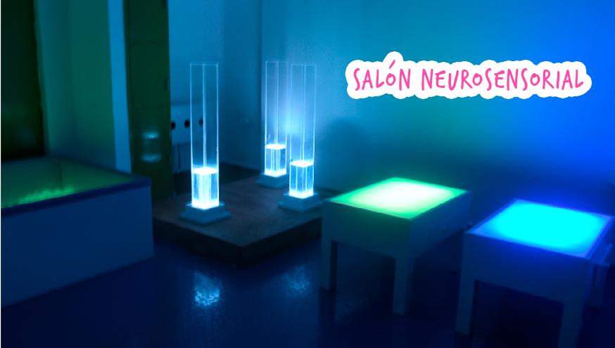 Salón Neurosensorial - CIS Preschool