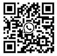 Código QR del chat de WhatsApp de CIS.pn