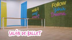 Salón de Ballet - CIS Preschool