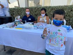 Coolmask Ventas, empresarios de CIS Preschool