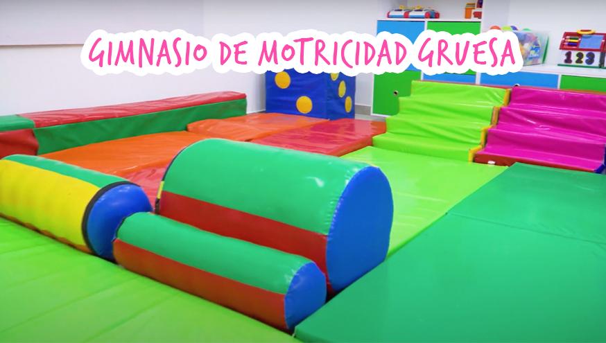 Gimnasio de Motricidad Gruesa - CIS Preschool