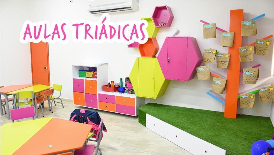 Aulas Triádicas - CIS Preschool