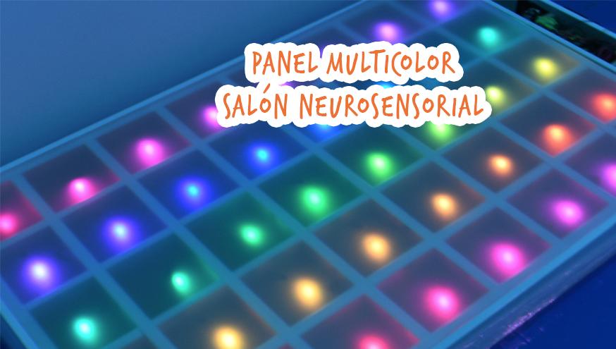 Panel Multicolor - CIS Preschool