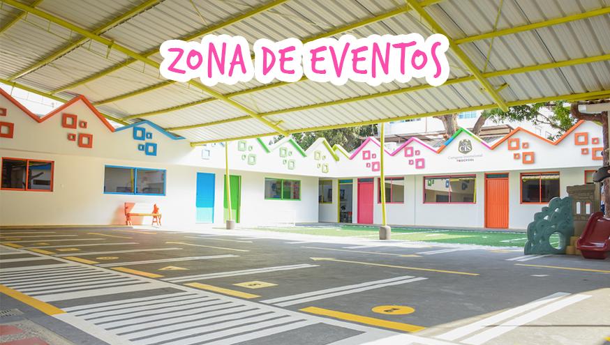 Zona de eventos - CIS Preschool