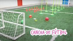 Cancha de Fútbol - CIS Preschool